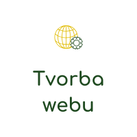 Ikona Tvorba webu